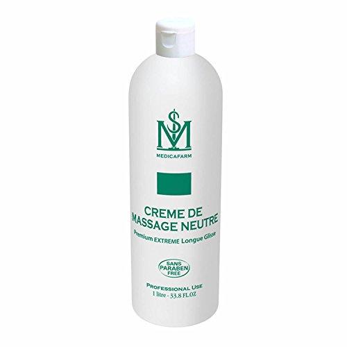Crème de massage neutre Premium Longue Glisse Medicafarm