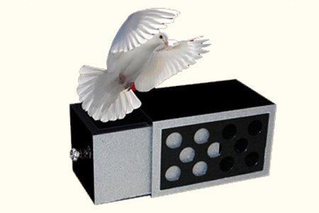 Caja del cajón de la paloma TORA (brecha)