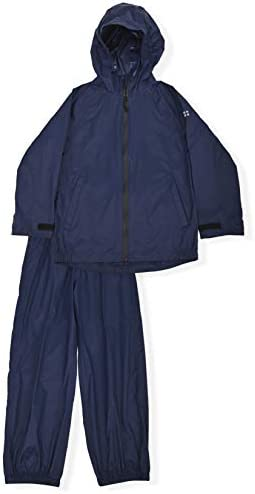 Swiss Alps Unisex Boys and Girls Travel Packable Waterproof Lightweight Rain Set with Jacket product image