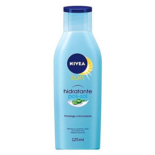 Loção Hidratante Nívea Pós Sol Com Aloe Vera 125ml