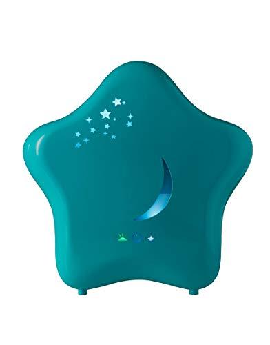 Lanaform Moony - Humidificateur d'air 3 en 1 pour enfants – Humidificateur, Veilleuse et projection de lumière