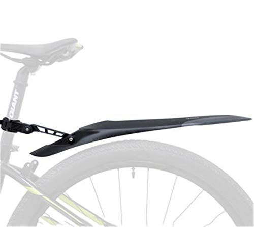 24 26 27,5 29 pulgadas MTB barro Ala Guardabarros delantero de goma suave TPE posterior de la bicicleta for la bicicleta de bicicletas de montaña de la Guardia accesorios defensa Guardabarros Biciclet