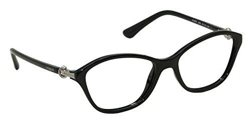 Ray-Ban Damen 0VO5057 Brillengestelle, Braun (Black), 51.0