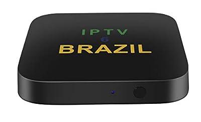 2021 Newest IPTV Brazil Brazilian TV Box
