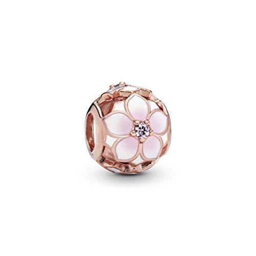 Pandora Charm Magnolie Rosé 782087NBP