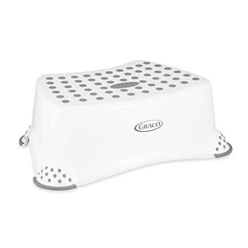 Graco Step Stool with AntiSlip Grip  White