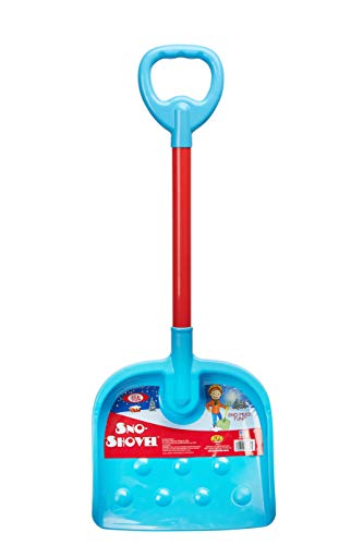 Ideal Sno Shovel, Kids Outdoor Snow Activity, Colors May vary