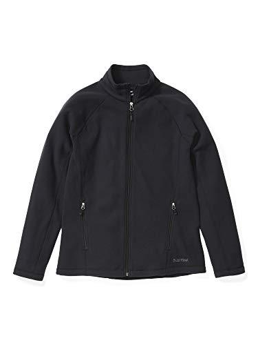 Marmot Jacke Rocklin, Damen, Rocklin Jacket, schwarz, Small