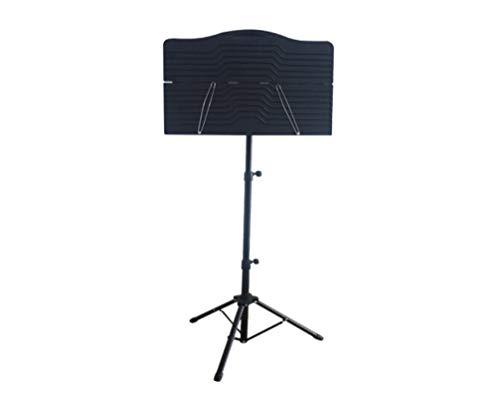 HongTeng Notenständer Song Spectrum Regal Tragbare Gitarre Guzheng Spectrum Bracket Folding Folding Home Klavier Notenständer 85-135 * 28 * 45 cm