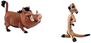 Bullyland 12533-Le Roi Lion-Pumbaa-Neuf