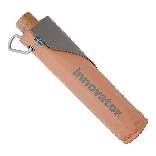 小川(Ogawa) ワイド折りたたみ傘 手開き 60cm innovator 晴雨兼用 UVカット率&遮光率99%以上 遮熱加工 はっ...