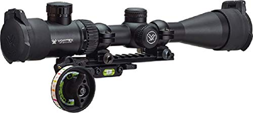 HHA Optimizer Speed Dial w/Vortex Cross II Scope Archery...