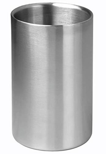 NYSh ワインクーラー ステンレス 二重構造 12cm x 19.5cm