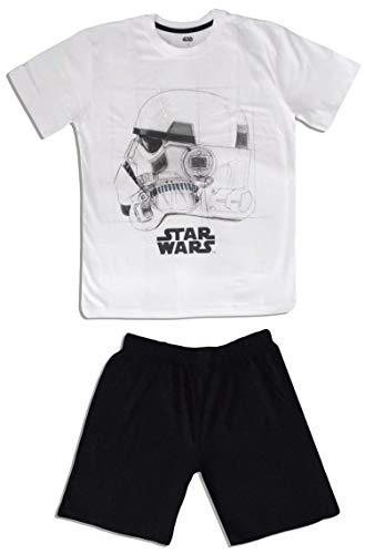 Star Wars Hombre Pijama Corto