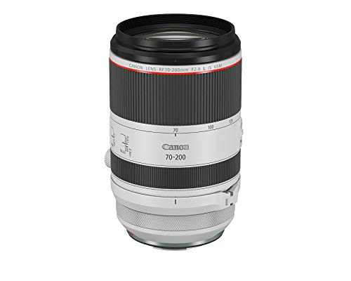 Canon RF 70-200mm F2.8 L IS USM Lens, Telephoto Zoom Lens, 3792C002