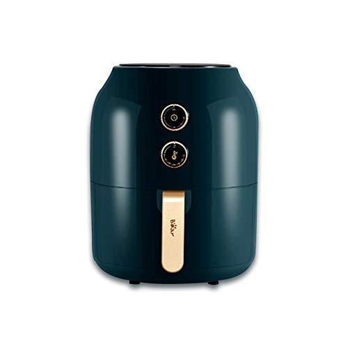 Bear Freidora sin Aceite 3,5 L, Freidora de Aire Caliente 1250W, con Temporizador Freidora Multifuncional con Ajuste de Temperatura, Freidora de Aire Sin Aceite Sin BPA [CE ROHS Certificación]