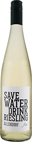 Allendorf Save Water Drink Riesling free (alkoholfrei) 0.75 l
