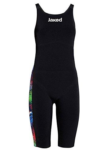Jaked Costume Competizione Donna OB JKEEL Rio Limited Edition Black/Blue - 28