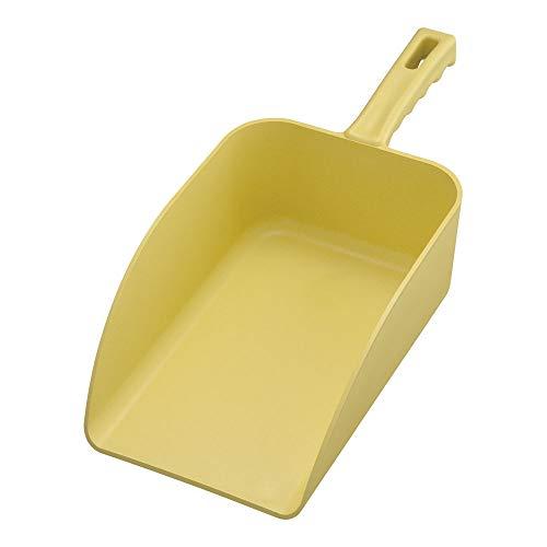 バーテック バーキンタ 金属検出機対応ハンドスコップ 大 黄 66204300 PP(鉄成分入り) ドイツ BSK9903
