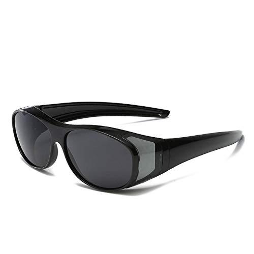 N-B Gafas de conducción nocturna para motocicleta, gafas de visión nocturna, gafas de sol protectoras
