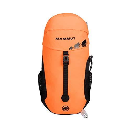Mammut First Trion Sac à dos de randonnée et trekking pour enfant Unisexe Taille unique Couleur : orange / noir