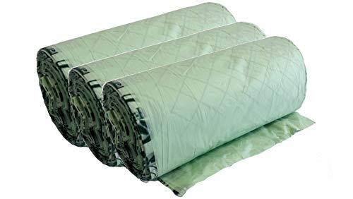 BioBag - Bolsas de basura orgánicas (75 unidades, 30 L, 510 x 600 mm)