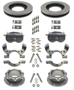 Kodiak Heavy Duty DISC Brake KIT for Dexter 10K General Duty AXLE After 2009 (2/RCMS-11-10D430-E)
