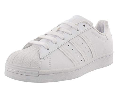 adidas Originals Superstar Damen Sneaker, Weiá (Weiß/Weiß/Weiß), 35.5 EU
