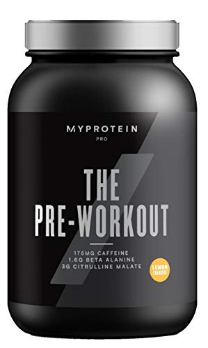 Myprotein The Pre-Workout Lemon Sherbet 420g - 420 g