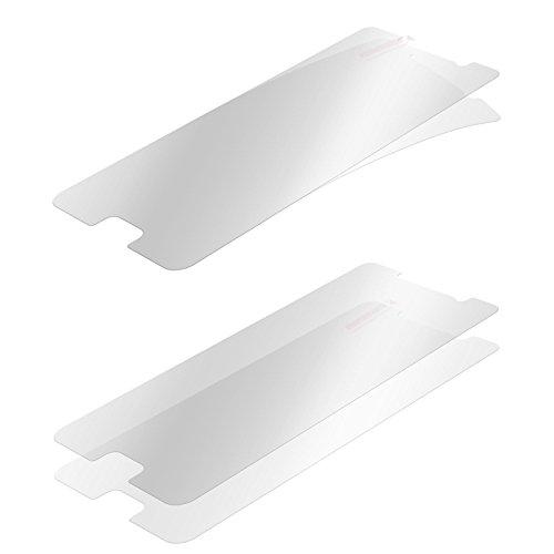 3 x Glas-Folie klar für Huawei Ascend Mate 7 PhoneNatic Panzerglas für Ascend Mate 7 - 2