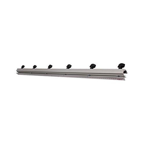 Mafell steun- en steunrail, 840 mm lang