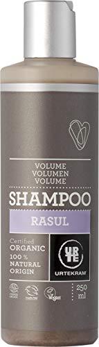 Urtekram Rasul Shampoo Bio, Volumen, 250ml