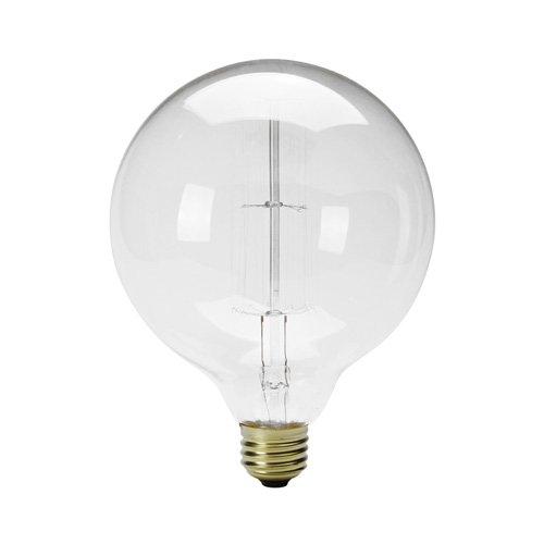 Edison Bulb エジソンバルブ (Globe(L)60W(φ12.5cm×H16.5cm))E26