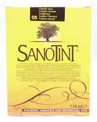 Sanotin® haarkleur nr. 05 goudbruin? 125 ml.