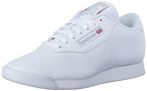 Reebok Damen Princess Sneaker, Weiß (Int-White), 42.5