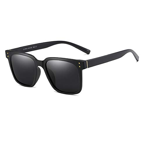 NBJSL Gafas De Sol Polarizadas Hombres Mujeres Gafas De Sol Protección Uv Gafas De Sol (Exquisita Caja De Embalaje)