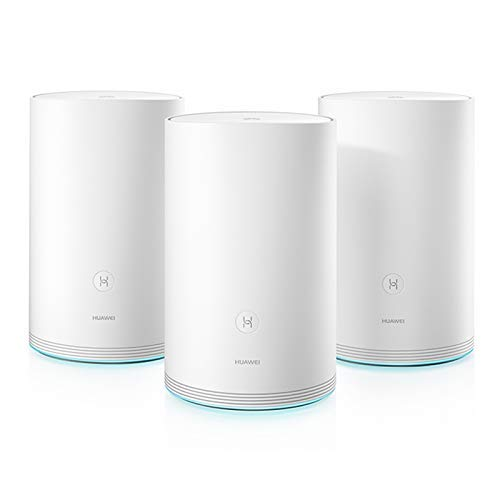Huawei Q2 WiFi- Super Fast Home-Business Mesh Router System, 5GHz 867 Mbps...