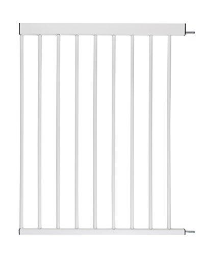 Treppenschutzgitter Verlängerungen BOMI   Größen: 10-70 cm   Treppenschutzgitter Zubehoer Kindersicherheit   Accessoires für Markengitter von BOMI   Hochwertig, Stabil und Sicher   60 cm Extension