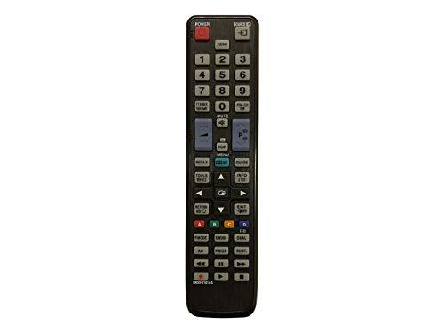 azurano Universal Fernbedienung | Kompatibel mit SAMSUNG BN59-01014A, BN5901014A | TV Projektor HiFi Fernbedienung | LE32C530, LE32C530F1W, LE32C530F1WXXH, LE32C530F1WXZF, LE32C530F1WXZG, LE32C550J1W,