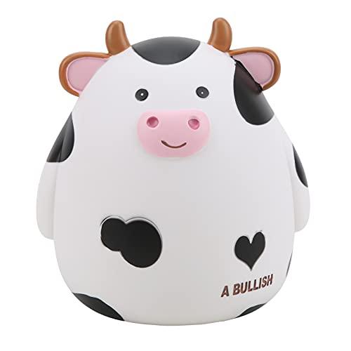 Ids Piggy Bank, Cute Cow Piggy Bank Hucha Para Sala De Estudio Para Dormitorio Para Niños