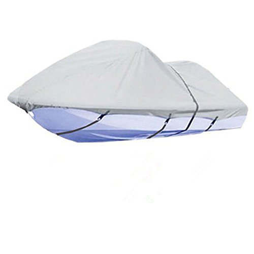 Roadstar 210D Jet Ski PWC Boat Cover Silver Coating Trailerable Waterproof Protector for Seadoo Bombardier PWC GT GTS GTX GTI 106