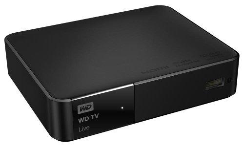 WD TV Live Media Player (HDMI, WiFi, MPEG1/2/4, USB)
