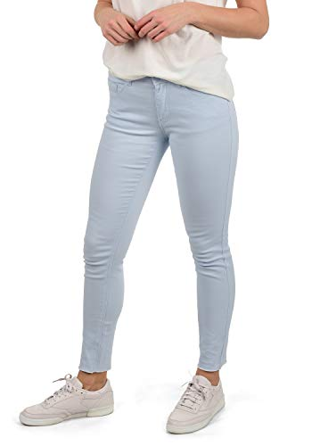 ONLY Jelena Damen Jeans Denim Hose Stretch Colour, Größe:XS/ L32, Farbe:Heather