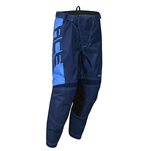 Pantalon MX Soen Kid Bleu t.24