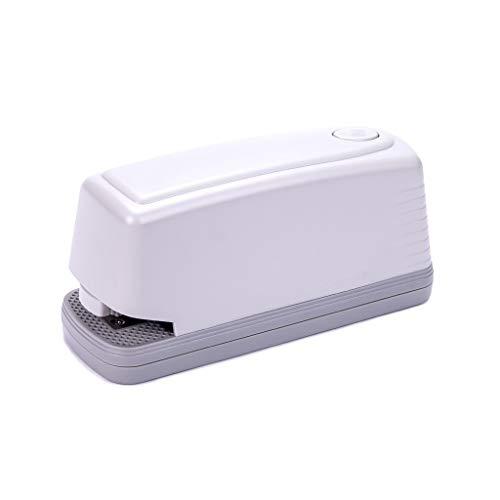 hongbanlemp Grapadora eléctrica engrosada de oficina, Grapadora multifunción estándar, gota automática de...