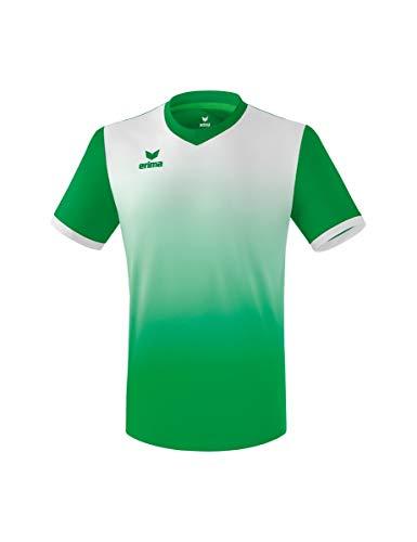 Erima Herren Leeds Trikot, Smaragd/Weiß, X-Large