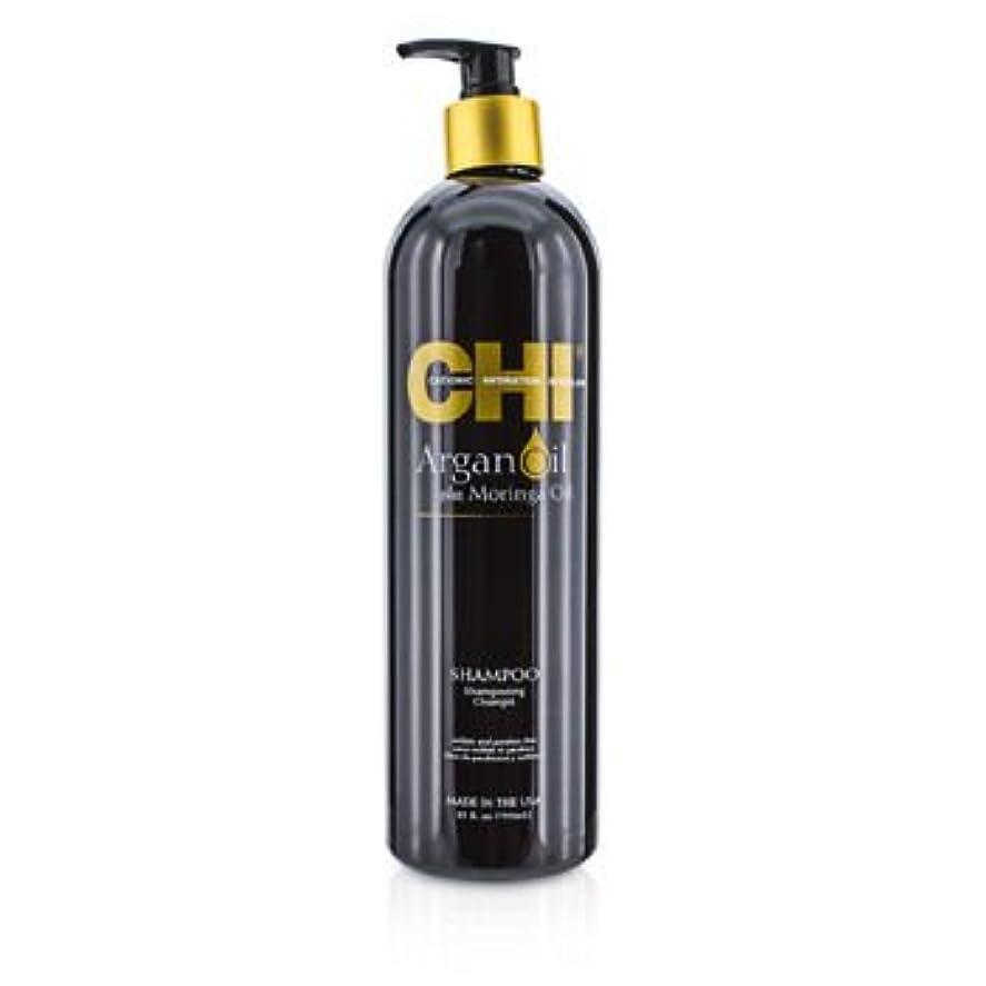 悲しいことにフォアマンセラフ[CHI] Argan Oil Plus Moringa Oil Shampoo 739ml/25oz