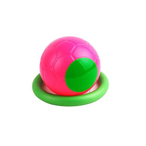 Pelota de esqu/í para Saltar Deporte Kickball bal/ón de f/útbol Adultos HANGNUO aparatos de Fitness para ni/ños Chicos y Chicas