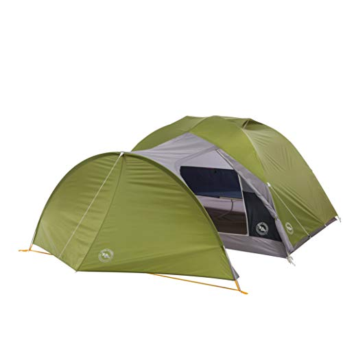 Big Agnes Blacktail Hotel Backpacking and Camping Tent, 3 Person