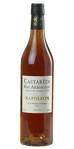 Castarede Armagnac Napoleon Armagnac - 700 Ml